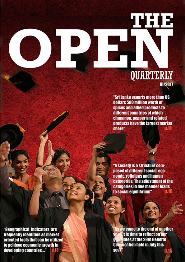 THE OPEN QUARTERLY iii/2017